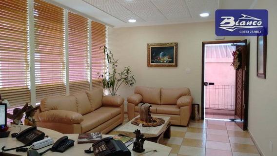 Magnifica Casa Para Fins Comerciais!!! - Ca0592