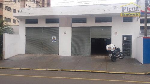 Salão Para Alugar - Centro - Sumaré/sp - Sl0368