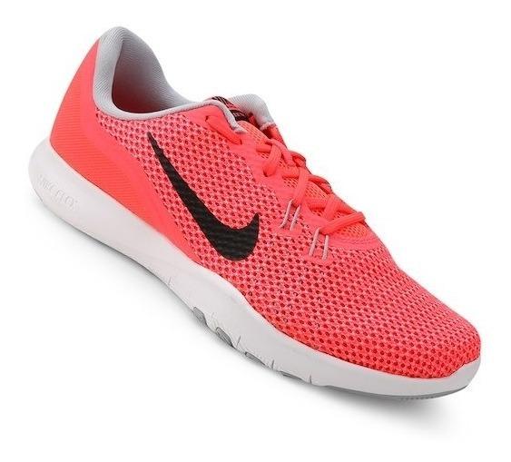 Tênis Nike Flex Trainer 7 Rosa Original + Nota Fiscal