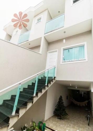 Imagem 1 de 15 de Casa Sobrado Em Jardim Nordeste  -  São Paulo - 5626