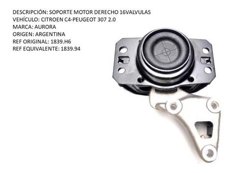 Soporte Motor Derecho Citroen C4-peugeot 307 2.0 16valvulas