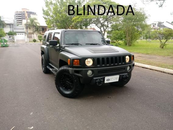 Hummer H3 3.5 4x4 20v Blindada