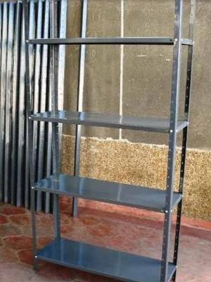 Fabricación De Estantes Metálicos Esqueleticos Bajo Pedido