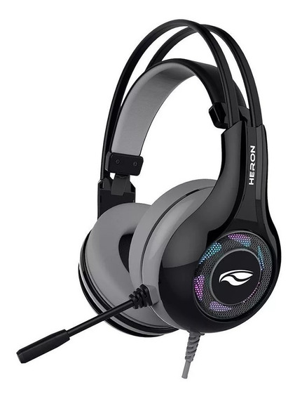 Headset Gamer C3tech Ph-g701 Heron 7.1 C/vibração Microfone