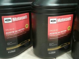 Aceite 5w30 Y Filtro De Aceite