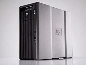 Workstation Hp Z800 2 Proc Xeon Sixcore 72gb + Nvidia Quadro