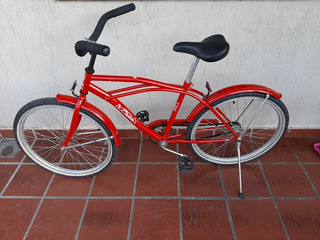 Vendo Bicicleta Playera Impecable!!