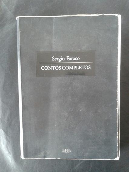 Livro Contos Completos Sergio Faraco