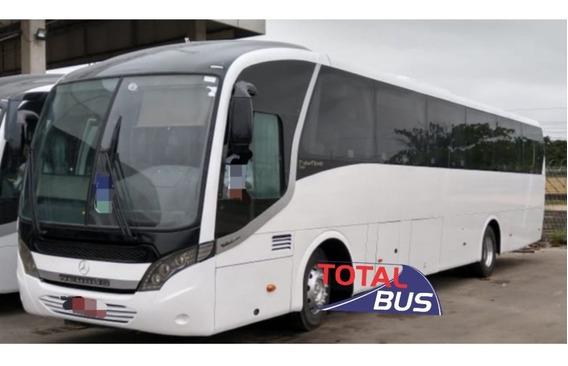 Neobus N10 - Ano 2015 - Mercedes Of 1721 (ônibus Usado)