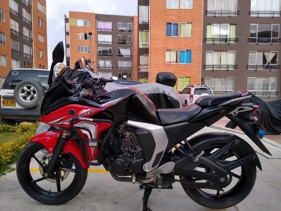 Yamaha Fz15s (fazer) 2.0 2016