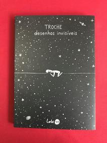 Livro - Desenhos Invisíveis - Troche - Lote 42 - Seminovo