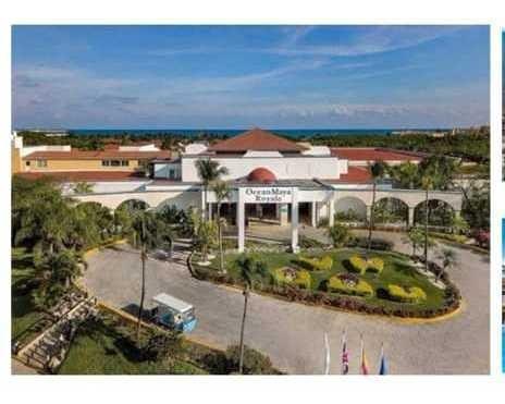 Imagen 1 de 6 de Hotel  En Venta  Rivera  Maya    Con  32  Hectareas.