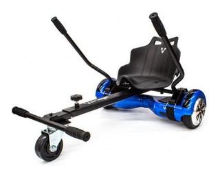 Skate eléctrico hoverboard Vorago HB-300 Azul