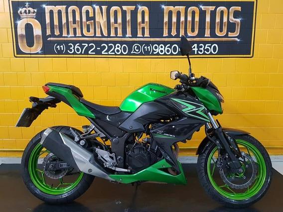 Kawasaki Z 300 - Verde - 2016 - Km 14.000 - 1197740-1073 Déb
