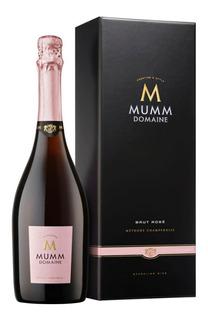 Mumm Domaine Rose Botella De 750 Ml Con Estuche