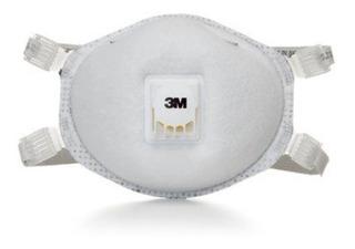 Respirador/tapaboca 3m N95 C/válvula - Ideal Para Soldador