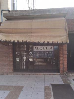 Local Comercial 12 M2. 1 Baño Villa Martelli