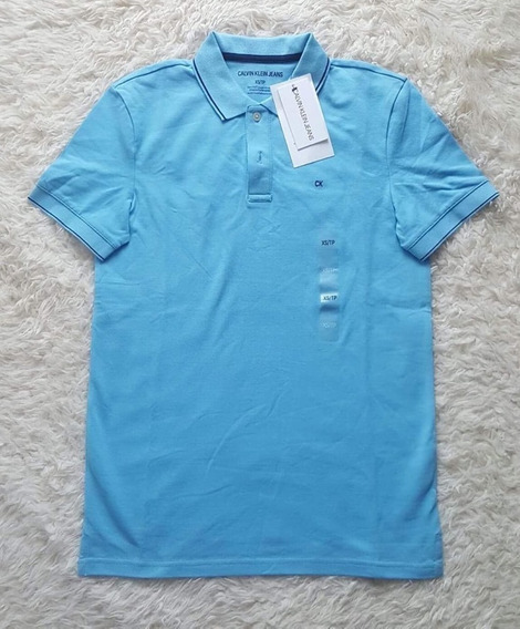 Playera Calvin Klein Polo
