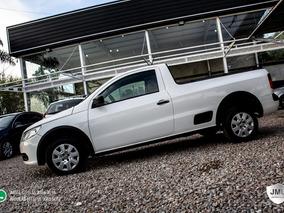 Volkswagen Saveiro C-simple Nafta 2013 Blanco