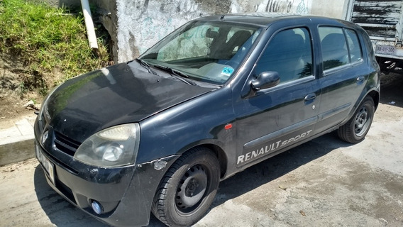 Renault Clio 1.6 Energy Ac Mt 2007