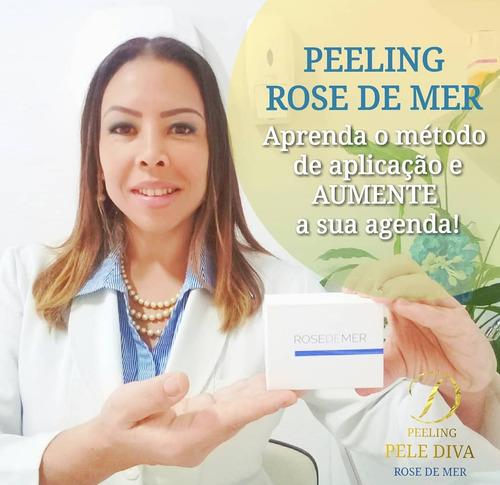 Curso Peeling Rose De Mer Coral Do Mar Morto