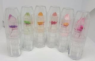 Chanleevi Labial Mágico Gloss Con Flor 1 Pz A Elegir Calidad