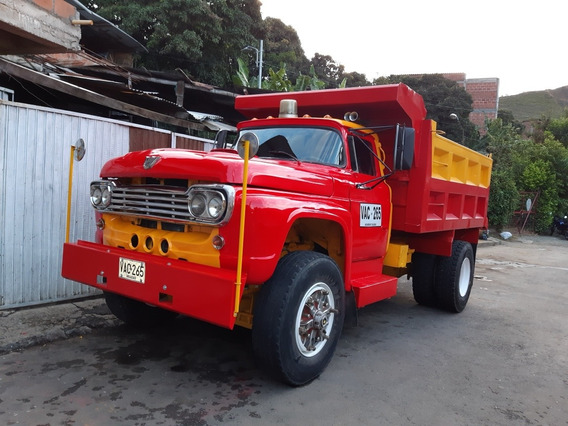Ford 1960 F600