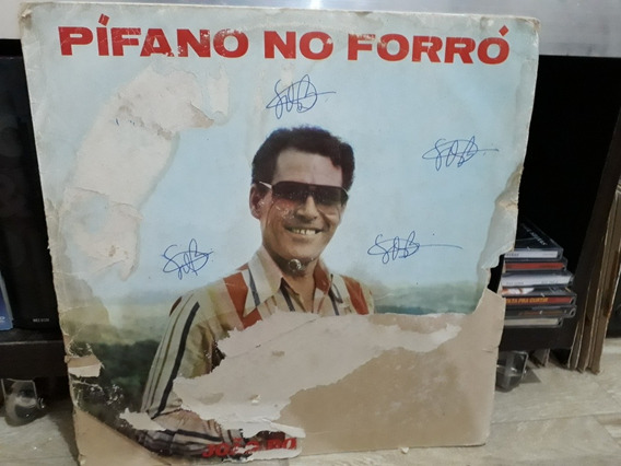 Lp João Do Pífano / Pífano No Forró