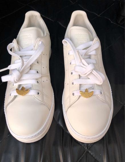 adidas Stan Smith New Bold Blancas Originales
