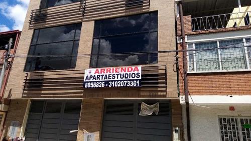 Apartamento Una Alcoba En Arriendo Castellana