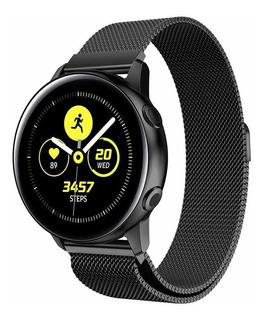 Pulseira Milanese Para Samsung Galaxy Watch Active 2 44mm