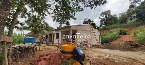Casa Com 2 Dormitórios À Venda, 68 M² - Condado De Maricá - Maricá/rj - Ca4719