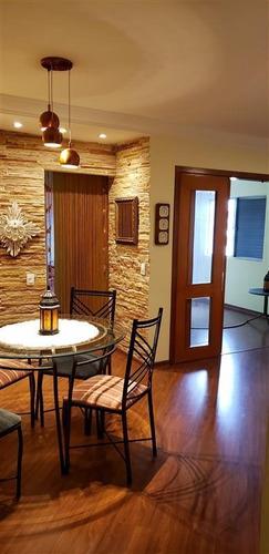 Imagem 1 de 11 de Apartamento  A  Venda  3 Quartos ,1 Vaga  - Campo Belo