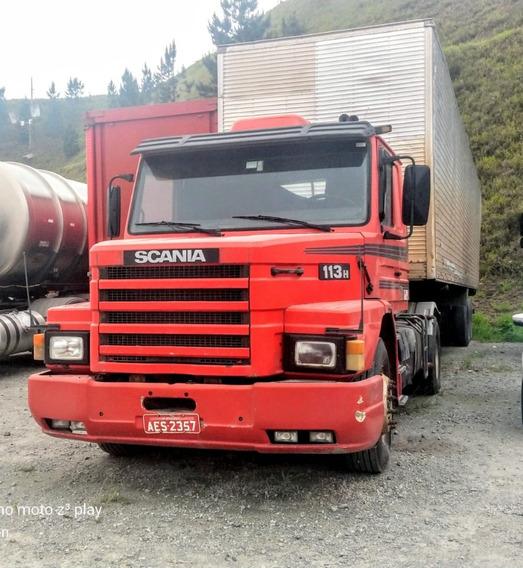Scania T 113 320 4x2 Ano 1994