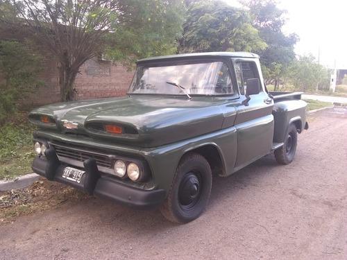 Chevrolet Apache Año 1960