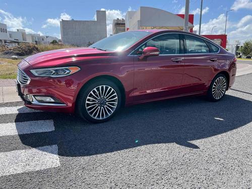 Imagen 1 de 6 de Ford Fusion 2017 2.0 Se Luxury Plus At