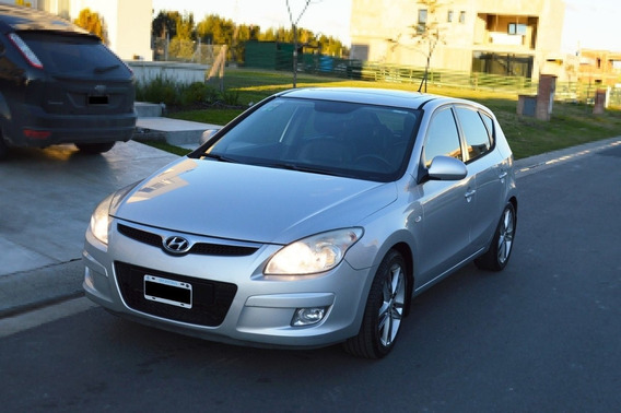 Hyundai I30 At 2.0 Seg Premium Full Cuero 17 Oportunidad