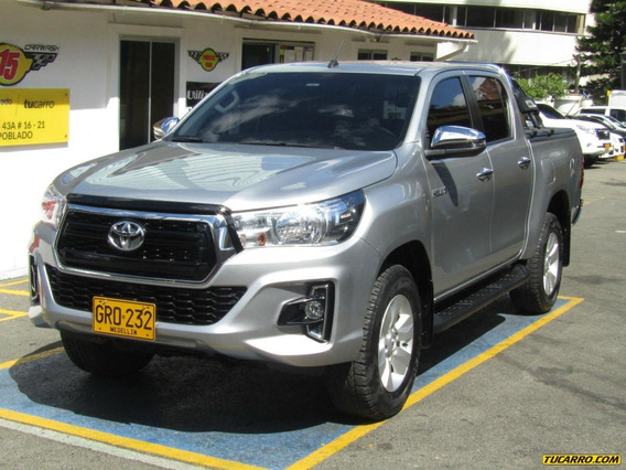 Toyota Hilux At 2800 Td 4x4 Full Equipo