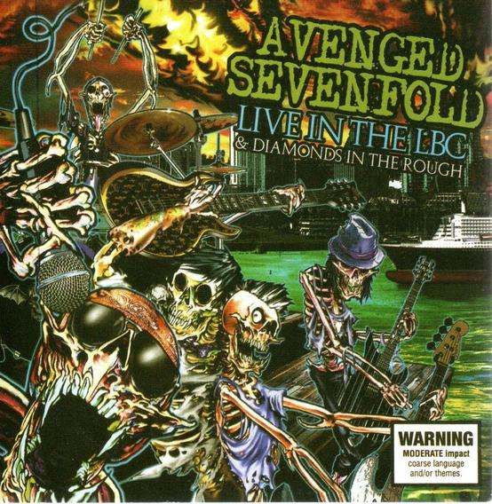 Avenged Sevenfold Live Lbc And - Música, Filmes e Seriados