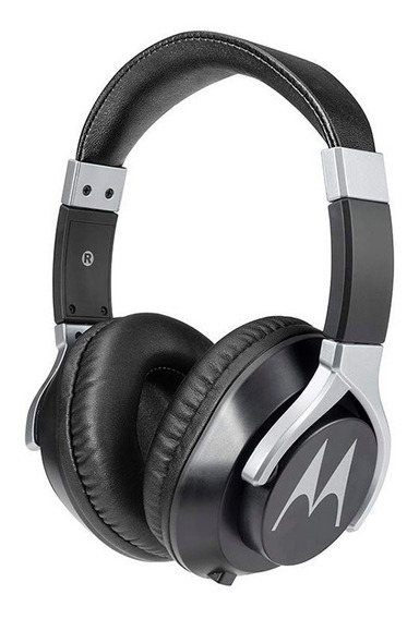 Audífonos Over-ear Pulse 200 Bass Motorola