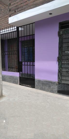 Alquilo Casa De 120 M2 En San Juan De Lurigancho