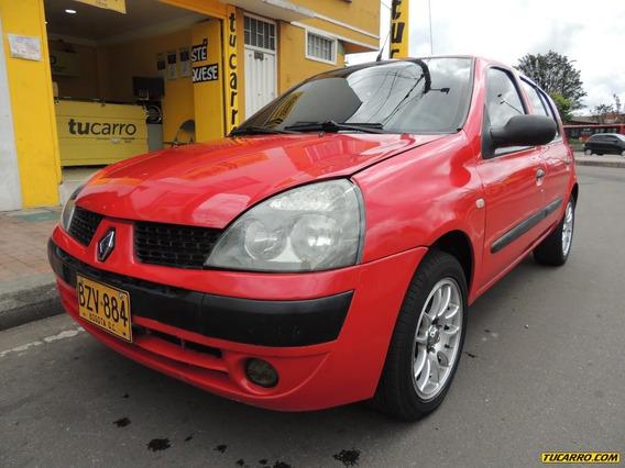 Renault Clio Autentique 1.4cc Aa Mt