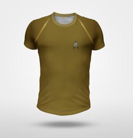 Remera Star Trek De Operaciones - Full Print