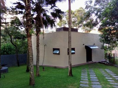 Casa Mobiliada Com Vista E Ótima Localização - 869