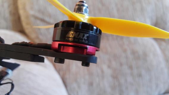 Drone Aeromodelismo Quadricóptero Motor Emax 2205 2300 Kv