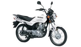 Motocicleta Trabajo Suzuki Ax4 45 Km/l O Más!