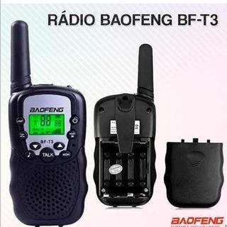 2 Radio Boafen Táctico De 3km De Alcanze