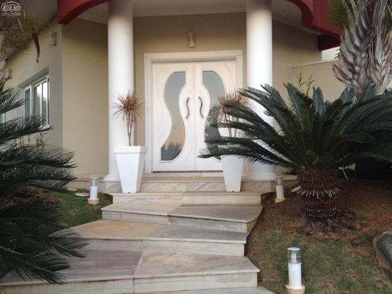 Linda Casa Sobrado Em Condominio Fechado, Fácil Acesso Ao Centro Comercial. - Ca04687 - 34300448