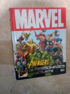 Guía De Personajes Marvel Ultimate
