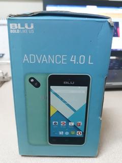 Caja De Blu Advance 4.0l